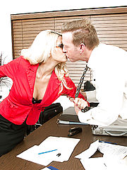 Naughty Office Sex with Jazy Berlin