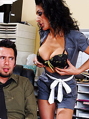 NaughtyOffice, Naughty Office Sex with Persia Pele