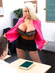 Alura Jenson was my 1st Sex Professor